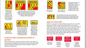 Teaching You Road Signs - Driving Test Success 2